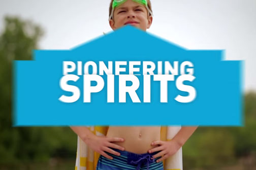 Video - Pioneering Spirits